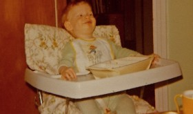 Who's Sitting In That Highchair?
