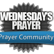 Wednesday's Prayer Guide-Week #20