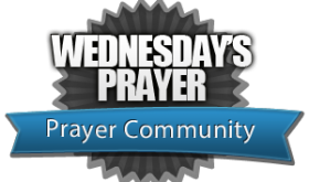 Wednesday's Prayer Guide-Week #20