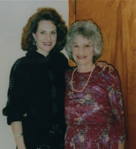 Sylvia Anne and  Sylvia Alice 1991