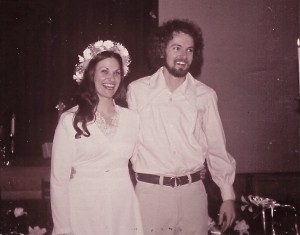 Mr. & Mrs. Steve Chapman