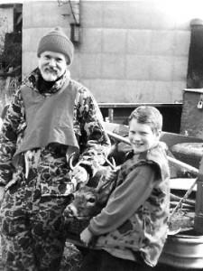 Steve & Nathan 1987