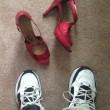 Red heels 2