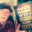 """New Book by Steve  """"Down Home Wit & Wisdom"""""""